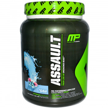 MusclePharm Assault 460/736/1380 гр