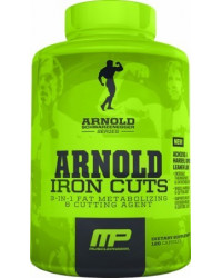 MusclePharm Arnold Series Iron Cuts 90/120 капсули