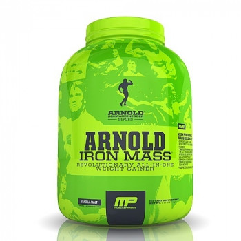 MusclePharm Arnold Series Iron Mass | 2,27 кг/5 lb