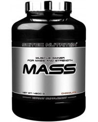 Scitec Mass Gainer 2250/4500 гр