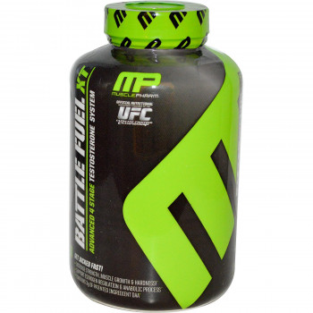 MusclePharm Battle Fuel XT 160 капсули