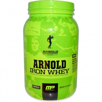 MusclePharm Arnold Series Iron Whey 908/2270 гр