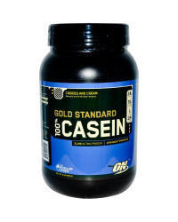 Optimum Nutrition 100% Casein protein 1/2/4/ lb
