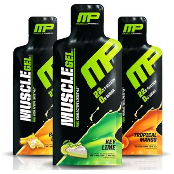 MusclePharm Muscle Gel (Масългел) 12 дози x 46 гр