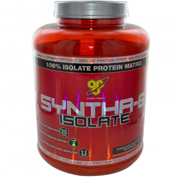 BSN Syntha-6 Isolate | Протеин изолат 2 lb/4lb