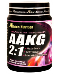 AAKG 300 гр неовкусен Athlete's Nutrition