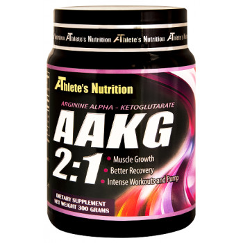 AAKG 300 gr неовкусен Athlete's Nutrition