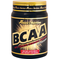 BCAA Instantized 250 gr. неовкусени I Athlete's Nutrition
