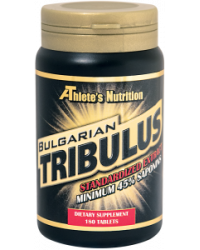 Bulgarian Tribulus 600 mg 180 tablets I Athlete's Nutrition