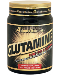 Glutamine 500 gr неовкусен I Athlete's Nutrition