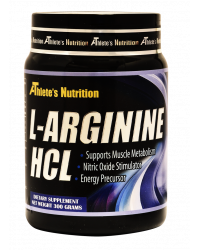 Л-Аргинин HCL 300 gr | Athlete's Nutrition