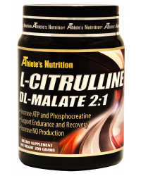 L-Citrulline Dl-malate 2:1 300 гр неовкусен | Athlete's Nutrition