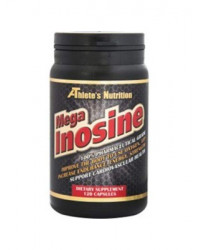 Mega Inosine 500 mg 120 capsules I Athlete's Nutrition