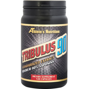 Tribulus 90 500 mg 120 capsules I Athlete's Nutrition