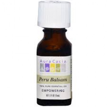 100% Pure Essential Oil Peru Balsam 0.5 fl oz (15 ml)