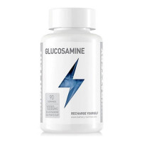 Glucosamine 1000 мг 90 капсули | Battery Nutrition