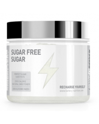 Sugar Free Sugar 500 gr Battery Nutrition