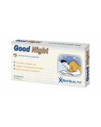Good Night 1000 мг 20 таблетки | Be Health