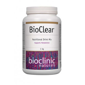 BioClear Nutritional Drink Mix 1 kg | Bioclinic Naturals