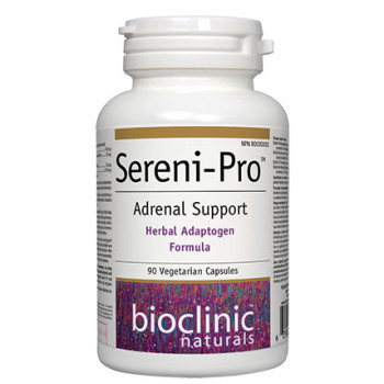 SERENI-PRO™ Adrenal Support 312 мг 90 капсули | Bioclinic Naturals