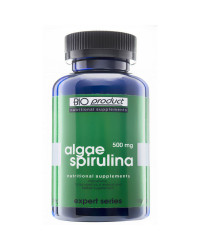 Спирулина - Algae Spirulina 90 таблетки Bioproduct Nutritional Supplements