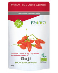 Goji Berry 250 g 100% Powder BioTona
