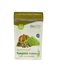 Pumpkin Protein 100% Raw Powder 300 гр | BioTona