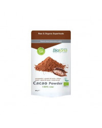 Raw Cocoa Powder 200 gr BioTona