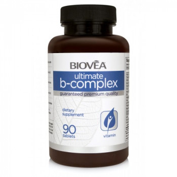 Ultimate B Cоmplex 500 mg 90 Tablets Biovea