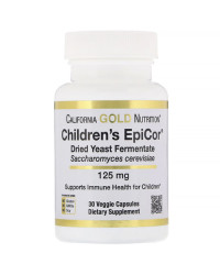 Epicor за деца 30 капсули | California Gold Nutrition