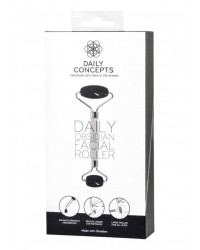 Daily Obsidian Facial Roller | Daily Concepts