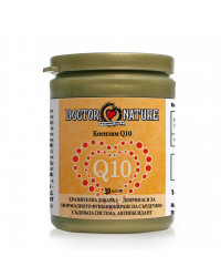 Coenzyme Q10 30 капсули | Doctor Nature