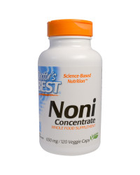 Noni Concentrate 650 mg 120 Veggie Caps I Doctor`s Best