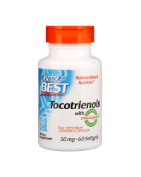 Best Tocotrienols 50 мг 60 гел-капсули | Doctor's Best