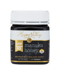 Manuka Honey UMF 18+ 250 гр | Happy Valley