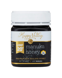 Manuka Honey UMF 20+ 250 гр | Happy Valley