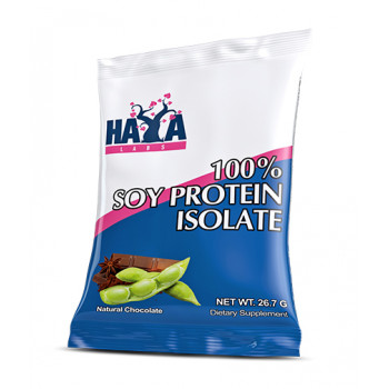 100% Soy Protein Isolate 26.7 гр саше | Haya Labs