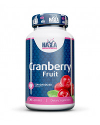 Cranberry Fruit Extract 800 мг 30 капсули | Haya Labs