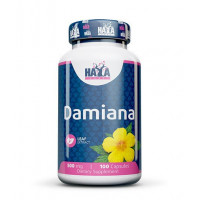 Damiana Leaf Extract 500 мг 100 капсули | Haya Labs