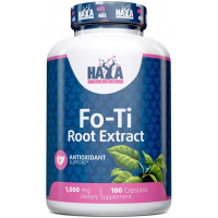 Fo-Ti Root Extract 500 мг 100 капсули | Haya Labs