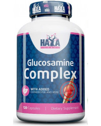 Glucosamine Complex With Chondroitin & MSM 120/240 капсули | Haya Labs
