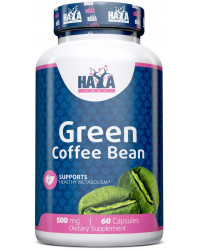 Green Coffee Bean Extract 500 мг 60 капсули | Haya Labs