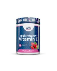 High Potency Vitamin C with Rose Hips 1000 мг 250 капсули | Haya Labs