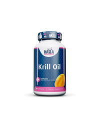 Krill Oil 500 мг 60 гел-капсули | Haya Labs