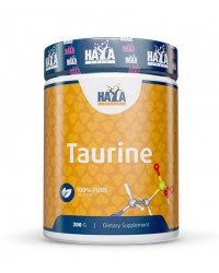100% Pure Taurine Powder 200 гр | Haya Labs