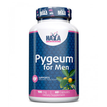 Pygeum for Men 100 мг 60 капсули | Haya Labs