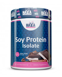 100% Soy Protein Isolate 454 гр Haya Labs