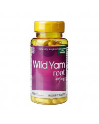 Wild Yam Root 405 мг 100 капсули | Holland & Barret