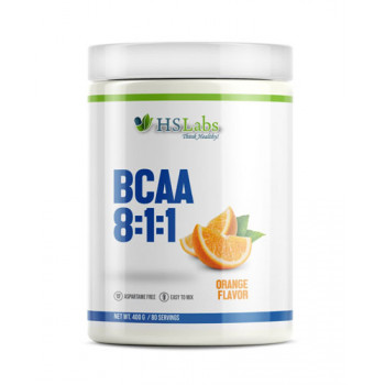 BCAA 8:1:1 ORANGE 200/400 gr | HSlabs