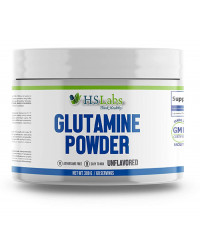 Glutamine Powder - Unflavored 300/500 gr | HSLabs